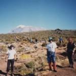 Kilimanjaro - Tanzanija, kolovoz 1994.g.